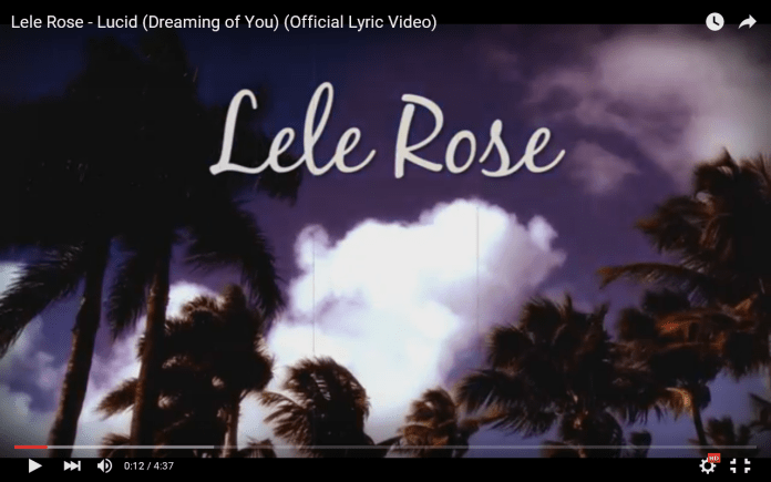 Video: Lele Rose – Lucid (Dreaming of You)