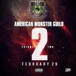 New Music: American Monster Guild – American Monster Guild Volume 2   @monsterguild