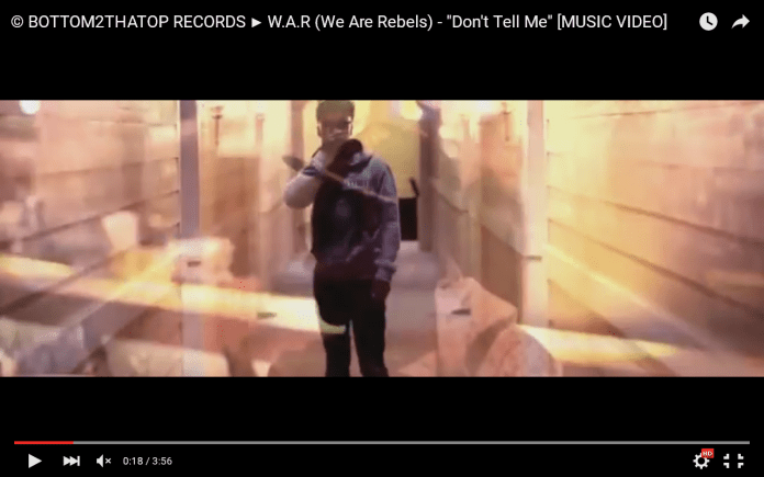 Video: W.A.R – Don't Tell Me