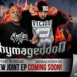 ARMAGEDDON OF TERROR SQUAD IS WORKING ON NEW ALBUM WITH RHYME SCHEME| @OmegaSons