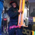 Party and BullShit Show Stage With Jack Thriller During SXSW | @jackthriller