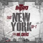 New Video: Intro – That New York Shit Featuring Mr. Cheeks | @intro4life @MRCHEEKSLBFAM