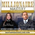 MILLIONAIRE MASTERY BUSINESS & MARKETING CONFERENCE PRESENTED BY MASTER P