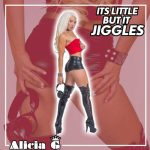 [Video] Alicia G – It's Little But It Jiggles | @AliciaGWorld