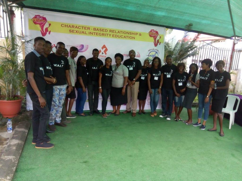 C B R S I E Training Pan African Purpose Driven Women Initiative