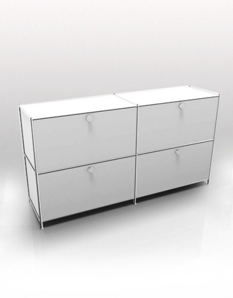 Sideboard Wei Schubladen Image Is Loading With Sideboard