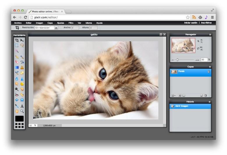 Pixlr Editor 2