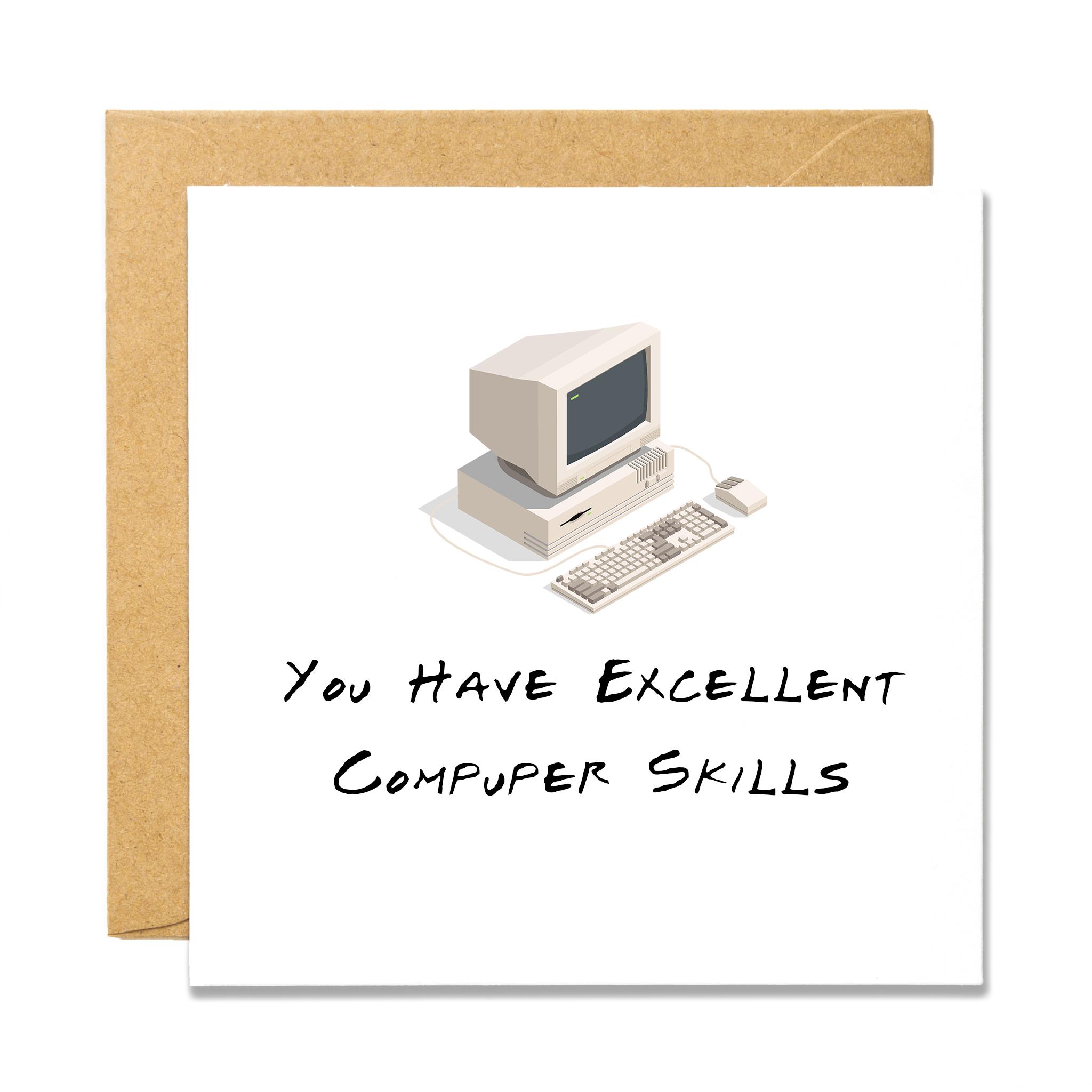 Compuper Skills