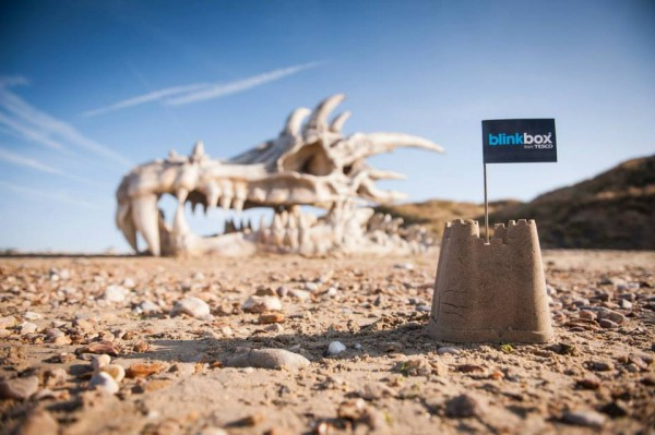 squelette skull ambient marketing dragon game of thrones season 3 england blindbox 3