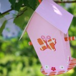 paper birdhouse free download
