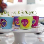Cinco de Mayo Dia de los Muertos Fiesta Printable Party Decorations