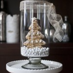 paper and cake the sweetest snow globe holiday treat edible rice krispie