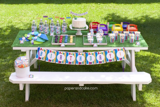paper and cake my favorite white serving trays rockstar table