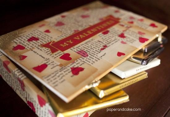 Paper & Cake DIY Valentine's Craft Download