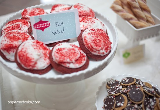 cookie exchange redvelvet WM