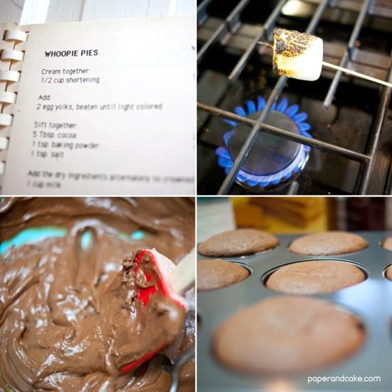 smores whoopie pie recipe