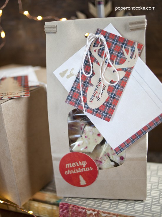 Holiday Baked Goods Packaging