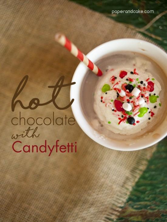 Hot Chocolate for Santa