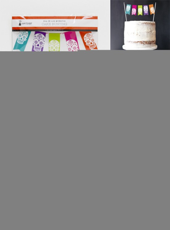 paper and cake printable partyware