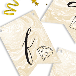 Bridal Banners