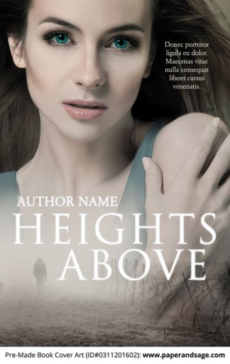 Pre-Made Book Cover ID#0311201602 (Heights Above)