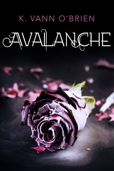 Book Cover for Avalanche by K. Vann O'Brien