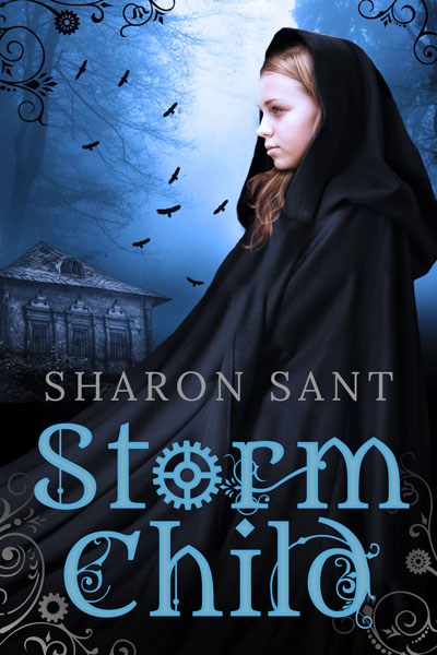 Book Cover for Storm Child by Sharon Sant