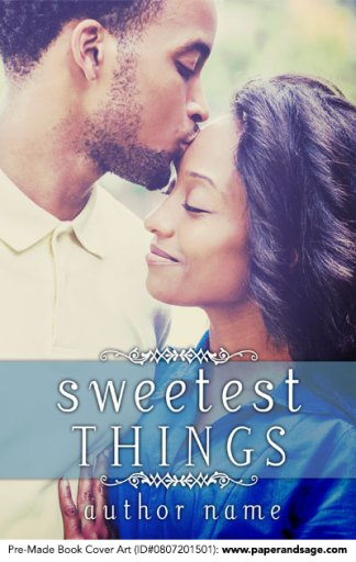 Pre-Made Book Cover ID#0807201501 (Sweetest Things)