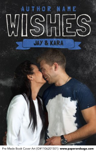 Pre-Made Book Cover ID#1106201501 (Wishes)