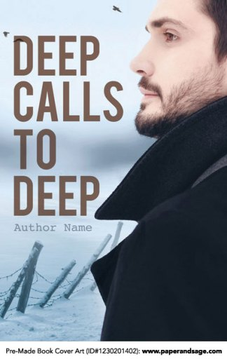 Pre-Made Book Cover ID#1230201402 (Deep Calls to Deep)