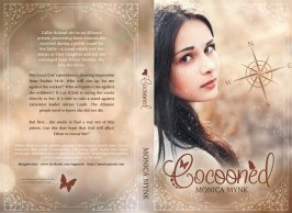 Print layout for Cocooned by Monica Mynk