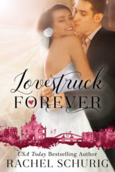 Book Cover for Lovestruck Forever by Rachel Schurig