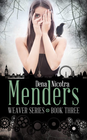 Book Cover for Menders by Dena Nicotra