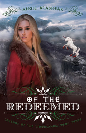 Book Cover for Of the Redeemed by Angie Brashear