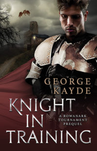 Book Cover for Knight in Training by George Kayde