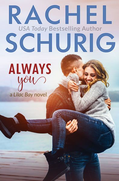 Book Cover for Always You by Rachel Schurig