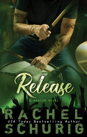 Book Cover for Release by Rachel Schurig