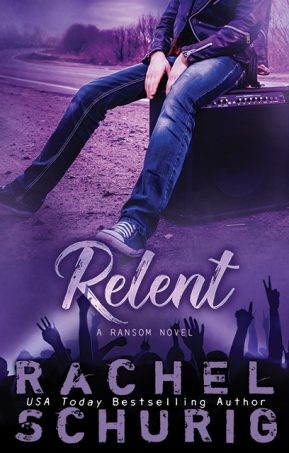 Book Cover for Relent by Rachel Schurig