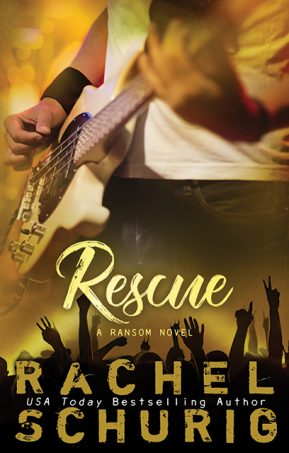 Book Cover for Rescue by Rachel Schurig