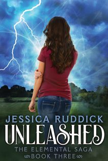 Book Cover for Unleashed by Jessica Ruddick