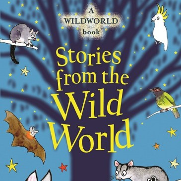 Sneak peek at my new kid's book – Stories from the Wildworld
