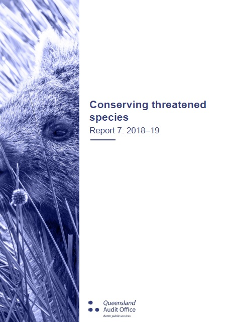 Damning report into threatened species conservation in Queensland