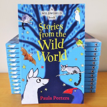 Stories from the Wildworld – on sale now