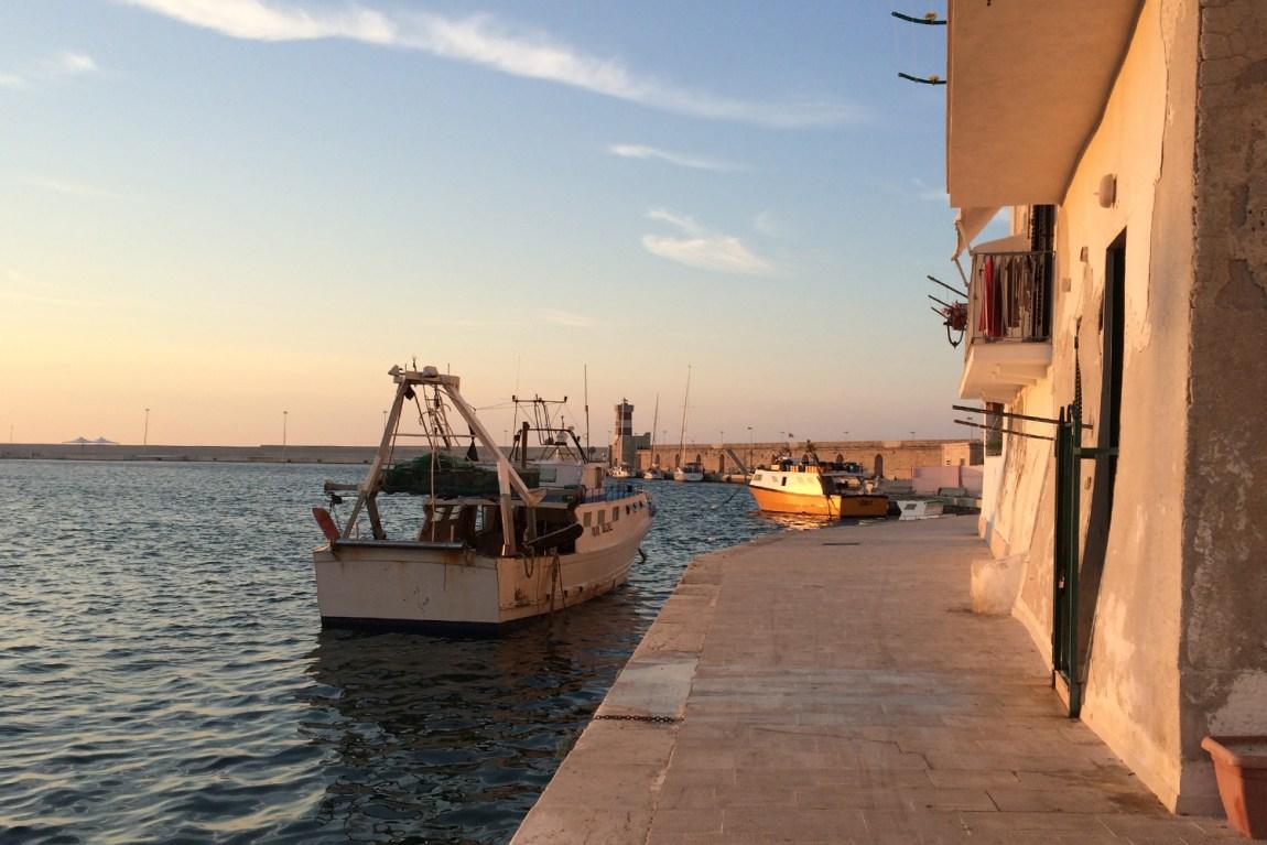 Monopoli - Puglia Italie - www.paperboat.fr