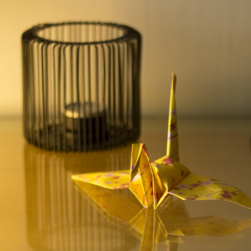 photophore grue origami - www.paperboat.fr