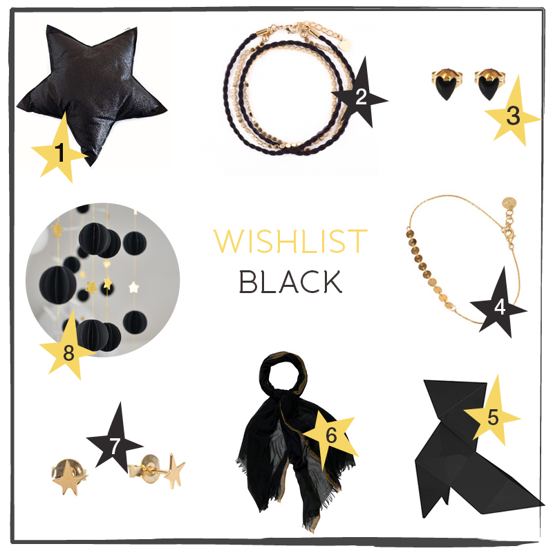 wishlist black paperboat.fr