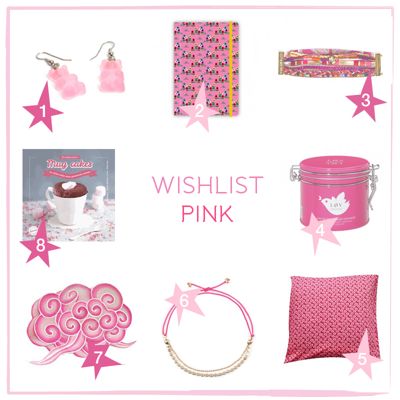 wishlist pink paperboat.fr