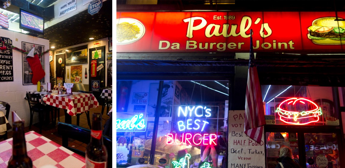 Paul da burger - New York City guide Food - www.paperboat.fr
