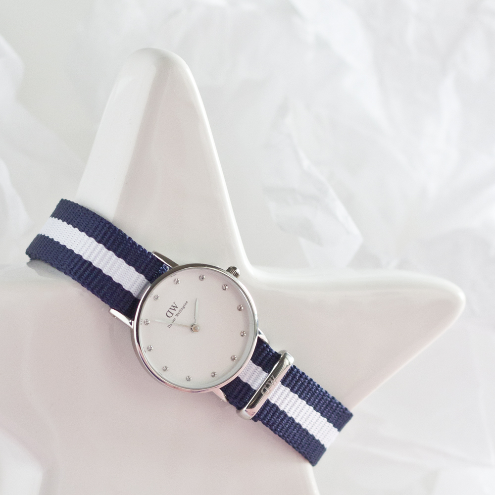 Blue Mood - Daniel Wellington - www.paperboat.fr