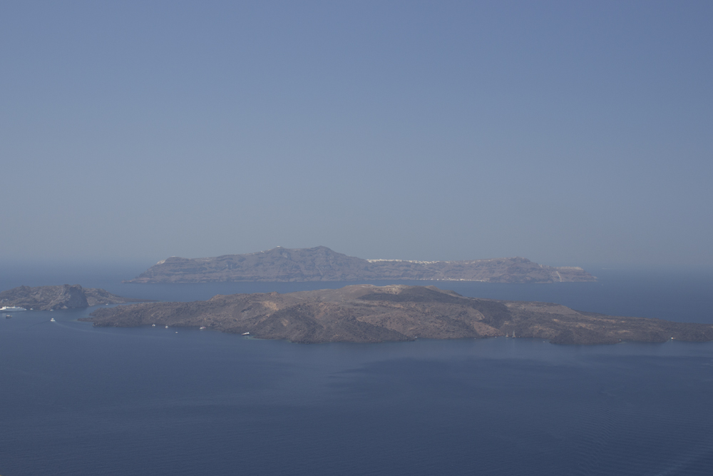 Volcan - Santorin - Paperboat.fr